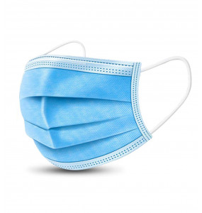 Disposable Face Mask/ 3-Layer Medical Masks with Elastic Ear Loops