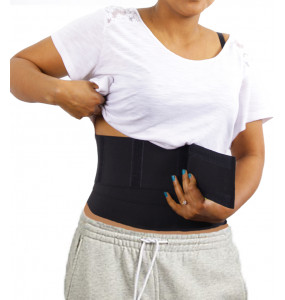 DENGEL_ Waist Trimmer Stomach Slimming Belly Belt (Size 6)