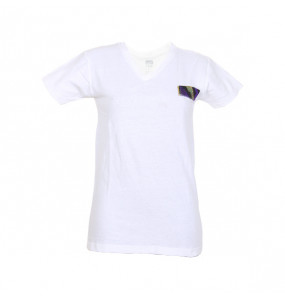Elsabet  V- Neck Cotton T-Shirt