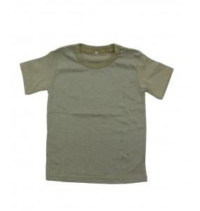 Eilsabet_ 100% Cotton Short-Sleeve Kid's T- shirt