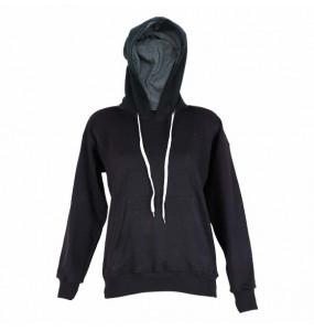 Elsabet_100% Cotton  Fashion Pullover Hoodie Sweatshirt