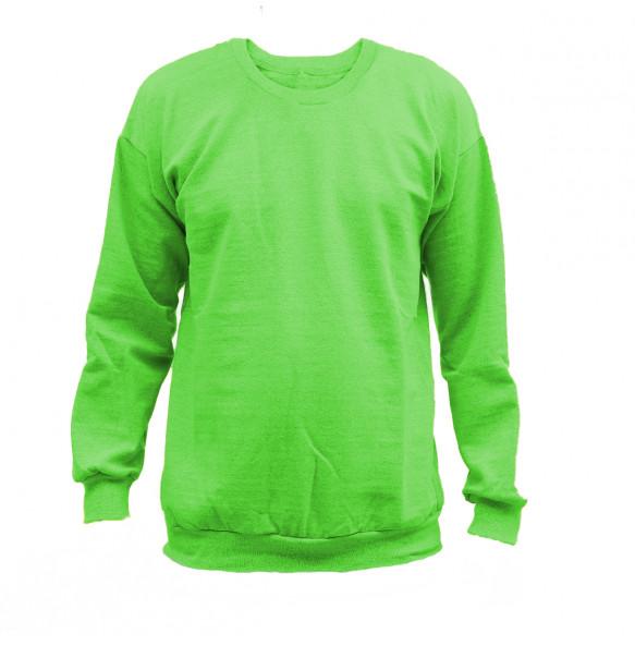 Elsabet_Unisex Long-Sleeve Crewneck Fleece Sweat Shirt