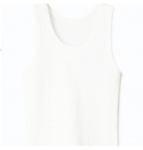 Elsabet_Cotton Sleeveless T-Shirt (6-9 years)