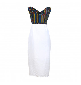 Elsabet_Women's Cultural Sleeveless Dress
