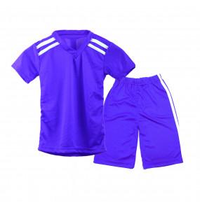 Elsabet_Kids Short Sleeves T-Shirt & Shorts Set    (2-7 Years)