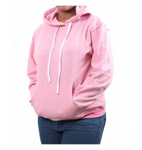 Elsabet _Unisex 100%Cotton  Pullover Hoodie Sweatshirt
