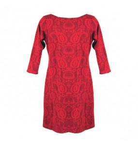 Elsabet_ Stylish Women's Long-Sleeve Dress