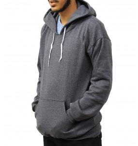 Elsabet_ Ultimate Cotton Heavyweight Pullover Hoodie Sweatshirt