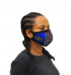 Liluyan_ Cotton Washable, Reusable Face Mask