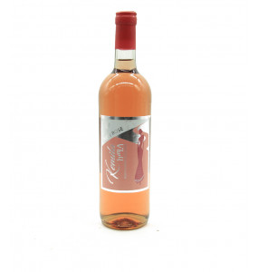 Kemila Medium Sweet Rose Wine (750ml)