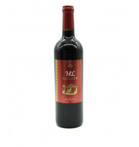 Gouder Dry Red Wine( 750ml)