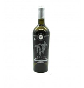 Gebeta Medium Dry White Wine (750ml)