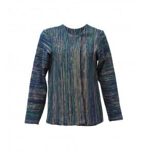 Ethiopia_ Women's Long Sleeve Sweater Coat