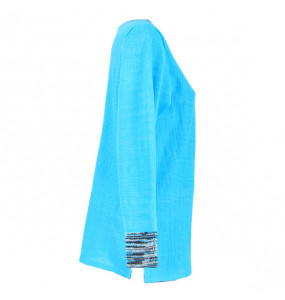 Ethiopia_Thread Made Stylish Women's Long-Sleeve Sweater