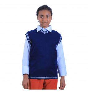 Ethiopia Unisex Short Sleeve Kids Sweater/ School Uniform