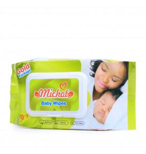 Michot Baby Wipes ( 72 pcs)