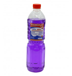 Damonas_Denatured Alcohol 80% (1000 ml)