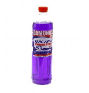 Damonas_Denatured Alcohol 70% (1000 ml)