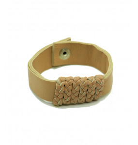 Ellilta Hand Made Genuine Leather Bracelet