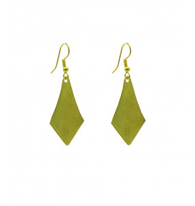 Ellilta Golden Earrings