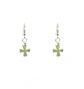 Ellilta Cross Earrings