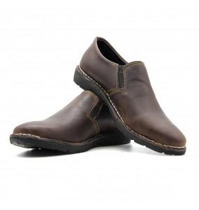 Engdawork_ Genuine Leather Men's Shoe