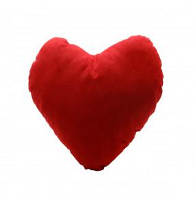 Heart Shaped Light Blue Love Throw Pillow