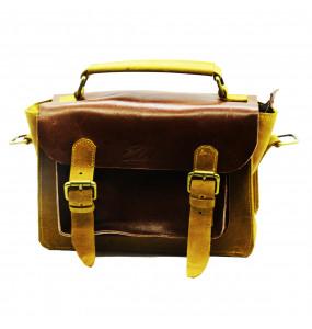 Elean Classic Genuine Leather Women's  Shoulder Bag/Handbag