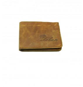 Elean Genuine Leather Men's Wallet