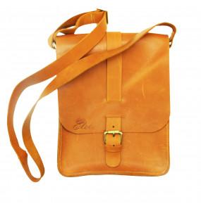 Elean Genuine Leather Small Shoulder bag