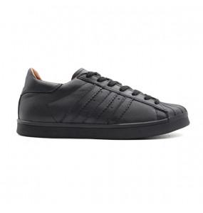 TESFALEM_ Men's Genuine Leather Stylish Lace-up Shoe