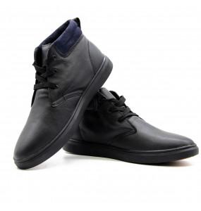 TESFALEM_ Genuine Leather Men's Short Boot