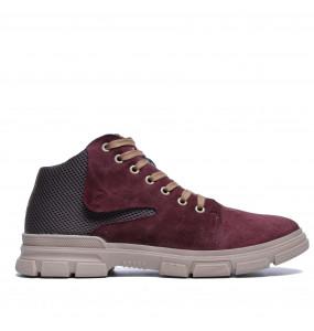 Tesfalem_ Men's Lace-Up Ankle Boots