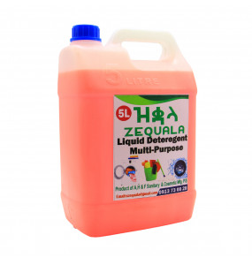 ZEQUALA  Multi Purpose Liquid Detergent (5 L)