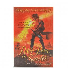 Peter pan in Scarlet By (author) Geraldine McCaughrean