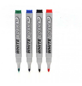 Gxin White Board Marker (pack of 4)