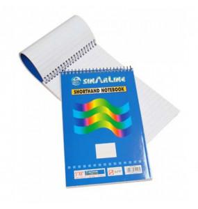 Sinarline Shorthand Notebook (70 sheets)