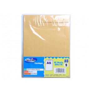 Sky line Envelopes A5 Manila (50 pcs)