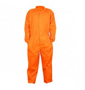 Ali_ Men's Long Sleeve Jumpsuit