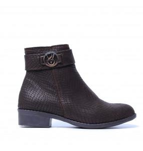 Seble _Women's Genuine Leather Short Boots