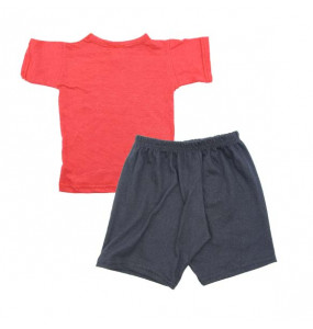Samuel_ Kids Short Sleeves T-Shirt & Shorts Set