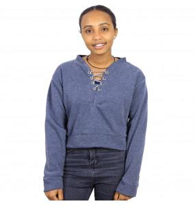 Samuel _Women's Cotton Long sleeve Crop Top