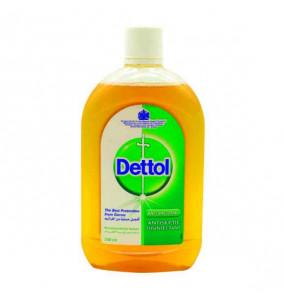 DETTOL ANTISEPTIC DISINFECTANT LIQUID SOAP (500ml)