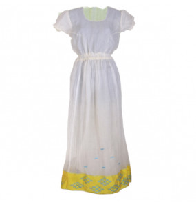 Mohhamed _ Women's Short sleeve Traditional Dress