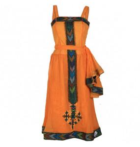 Mohamed _ Women's Sleeveless Traditional Dress