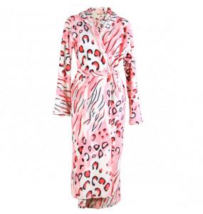 Almaz_ Women's Soft Dressing Gown, Cotton Dressing Gown Bathrobe
