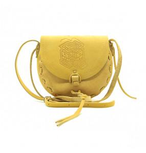 Yeshak_100% Genuine Leather Handmade Shoulder bag
