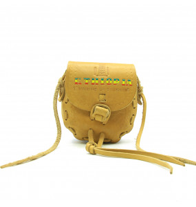 Yeshak_ Genuine Leather Handcrafted Small Shoulder bag