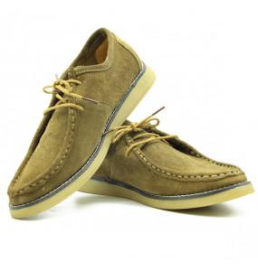 Eyobe_ Men's Genuine Leather Shoe