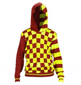 Worku_ Men's 100% Thread made Long sleeve Sweater